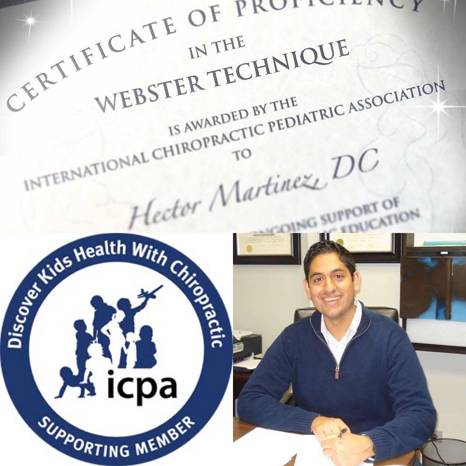 Dr. Martinez Chiropractic Webster Certified